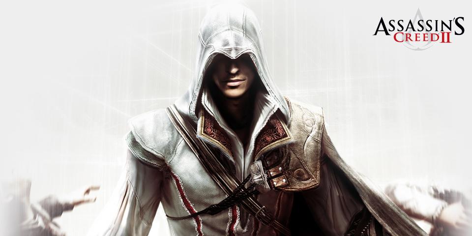 Bild von Ezio Auditore da Firenze aus dem Spiel Assassins Creed 2