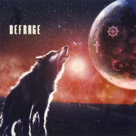 """Cover das Albums """"Jackal"""" von DefRage"""