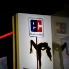 Schild eines EC-Automaten an der Reeperbahn