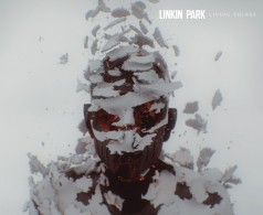 "Cover vom fünften Studioalbum ""Living Things"" von Linkin Park"