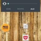 Screenshot der Benachrichtigungseinstellungen unter Android 5.0 (Lollipop)